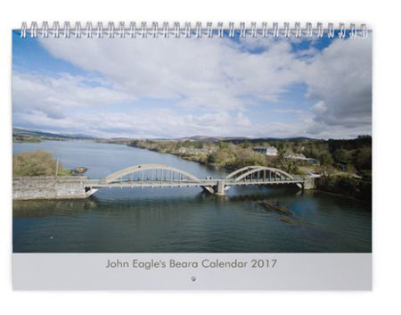 Cover of the 2017 calendar