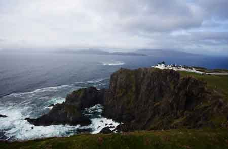 Clare Island lighthouse
