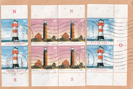 German stamps