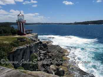 Hornby lighthouse