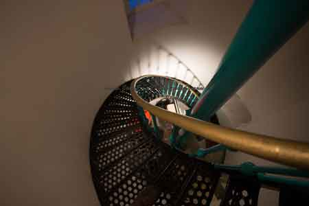 Galley Head stairwell