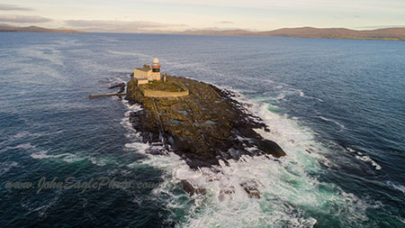 Roancarrig lighthouse