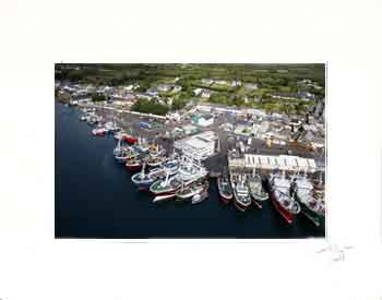 Castletownbere Fishing fleet