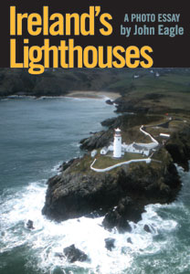 Lighthouses In Ireland Map.Lighthouses Of Ireland