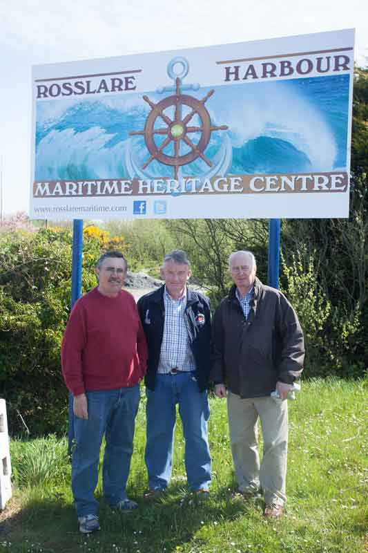 Rosslare Harbour Maritime Heritage Centre