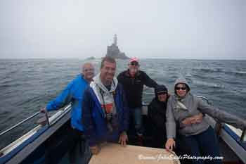 At the Fastnet