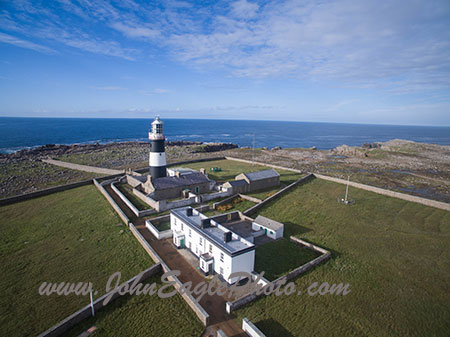 Tory Island lighthouse